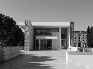 Richard Meier: Museum 'Ara Pacis' (Rom), 1996-2006